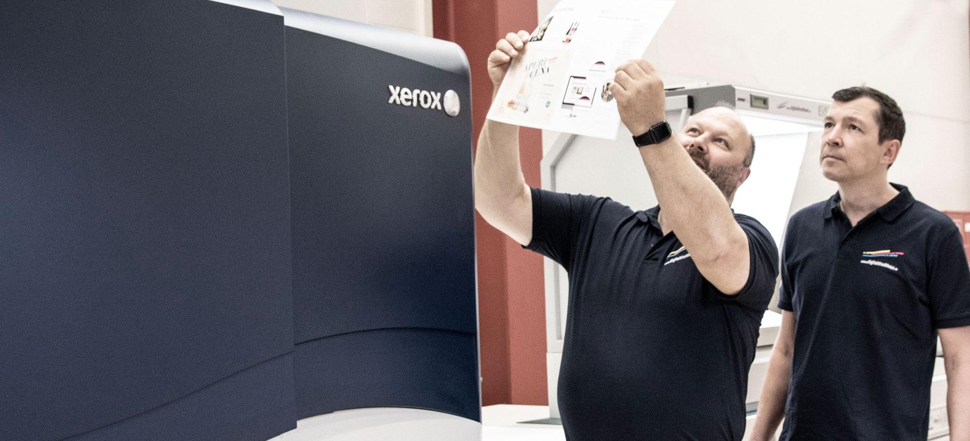 Auf Erfolgskurs mit der Xerox iGen 5