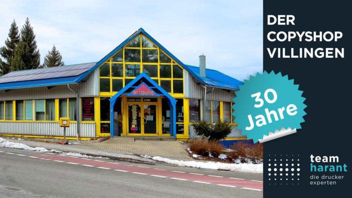 30 Jahre Der Copyshop Villingen