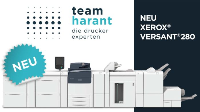 Xerox Versant 280 von Team Harant