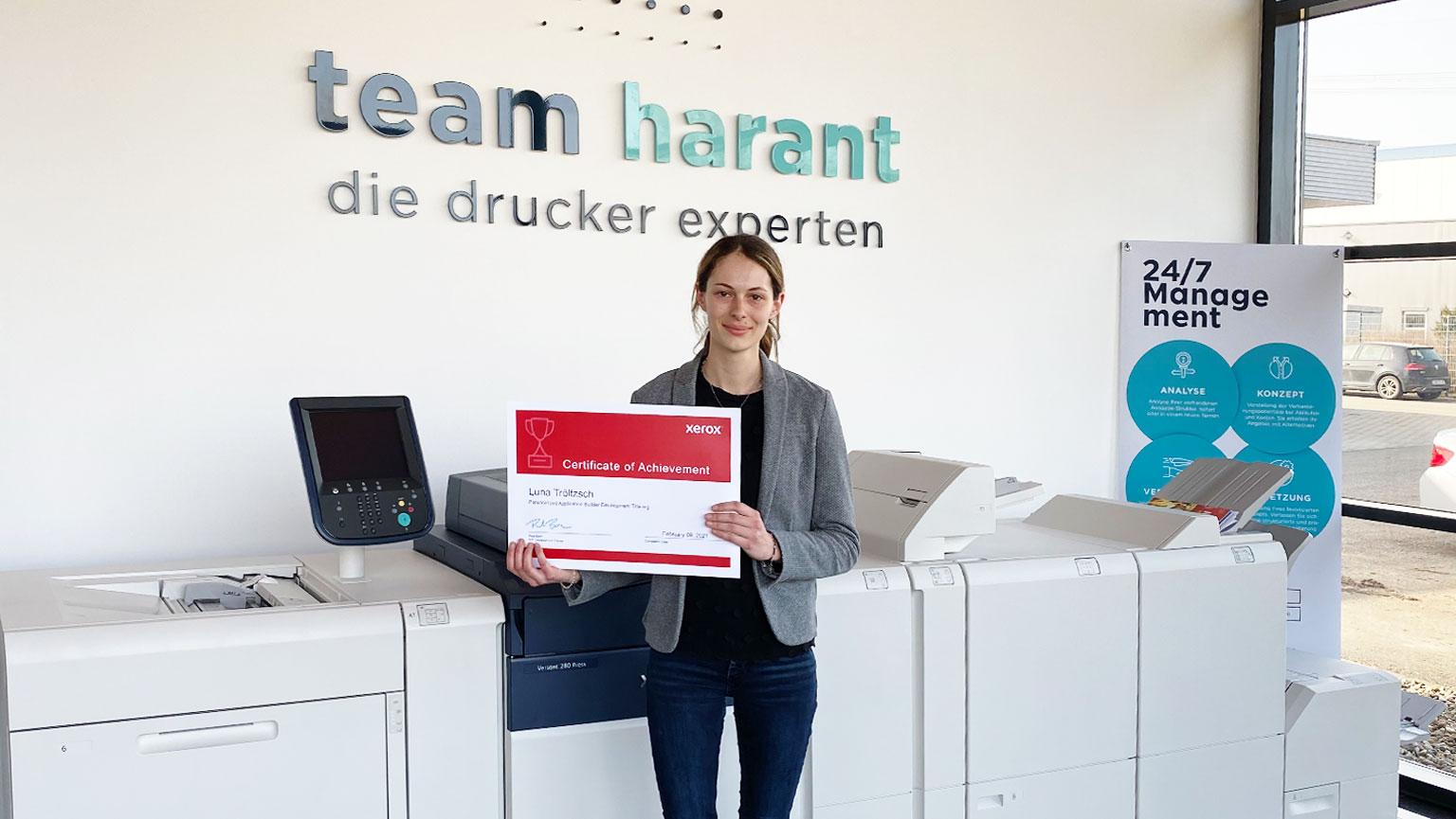 Team Harant App-Entwicklung
